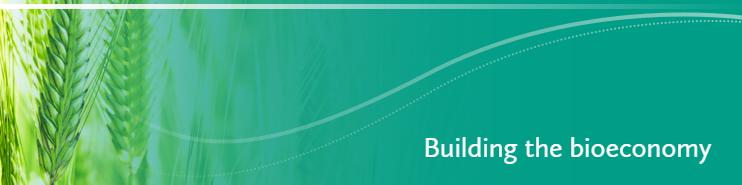 building the bioeconomy