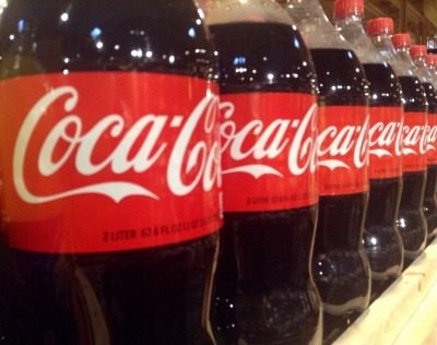 Coca-Cola bottles now made of 50 per cent recycled plastic in UK