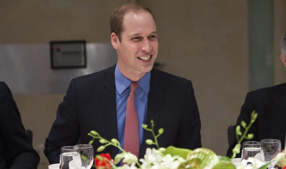 Prince William launches prize to reward environmentalists worldwide