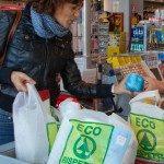 soluzioni per la spesa, sacchetti in mater-bi