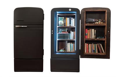 Da frigo a libreria, da cassettiera a bar: per gli italiani è bricolage mania