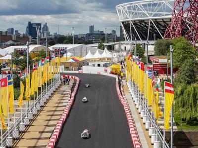 Sfida tra veicoli del futuro ad alta efficienza, bene l'Italia alla Shell Eco-Marathon