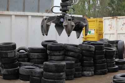 Da rifiuto a risorsa, pneumatici fuori uso diventano pavimentazioni ed energia