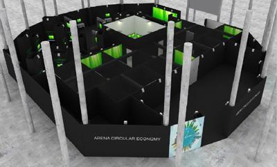 Ecomondo compie 20 anni, la fiera della green economy in una mostra