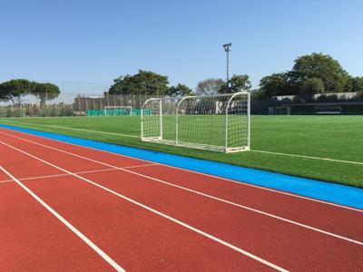 Sport green, a Roma il primo centro con campi e piste in gomma riciclata