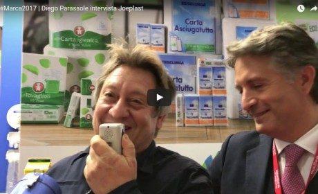 intervista-a-marca2017_diego-parassole-con-joeplast