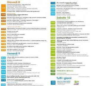 programma Isola della sostenibilità