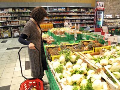 Sacchetti dell'ortofrutta biodegradabili? Italiani favorevoli