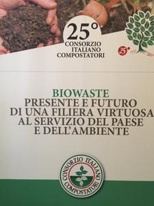 25 anni di Cic, Consorzio Italiano Compostatori