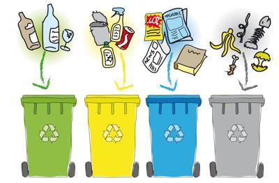 Raccolta rifiuti organici, Milano al quarto posto in Italia