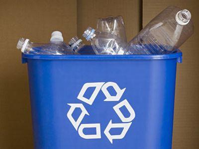 Raccolta differenziata plastica, +12% nei primi 3 mesi del 2017
