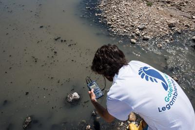 Scarichi non depurati in mare: inquinato il 40% dei campioni