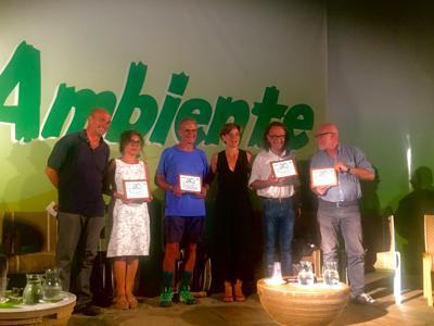 Le 'Buone pratiche nelle aree protette' premiate a Festambiente