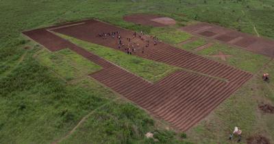 Un messaggio 'sul campo' dagli agricoltori africani ai leader della Terra