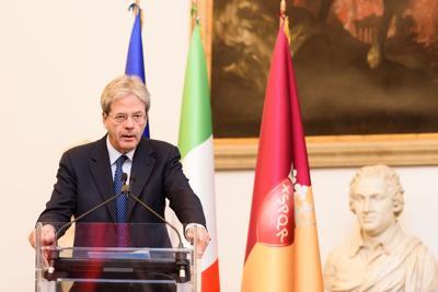 """Acqua, Summit Roma: """"Diventi centrale in negoziati su clima"""""""