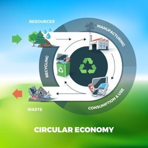 """L'Italia punta sull'economia circolare. Galletti: """"Un piano industriale con obiettivi ambientali"""""""