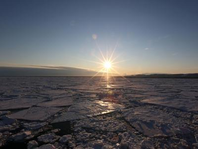 Robot nelle acque dell'Oceano antartico per studiare il clima
