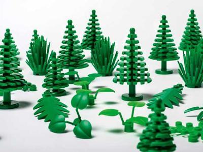 Svolta green per la Lego