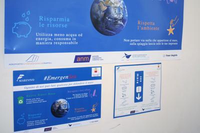 Napoli aderisce a EmergenSea a difesa del mare