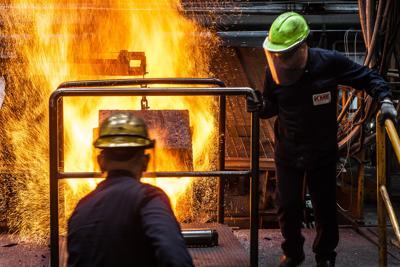 Lo stabilimento Kme di Barga punta all'economia circolare