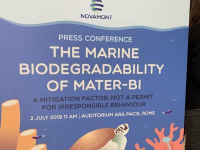 La scienza conferma la biodegradabilità marina della bioplastica