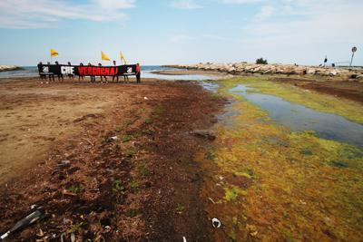 Mare fuori legge: inquinato 1 punto su 3