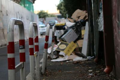 Più rifiuti, meno discarica (ma non al Centro). La differenziata? Ci costa di più