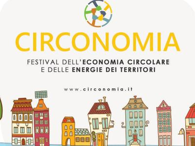 Al via Circonomìa, il Festival dell'economia circolare e delle energie dei territori