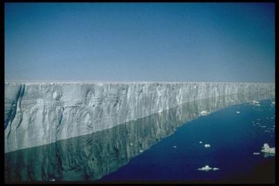 Ecosistemi a rischio in Antartide, colpa delle microplastiche